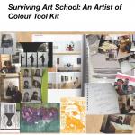 Surviving Art School. An Artist of Colour Tool KitSurviving Art School. An Artist of Colour Tool KitSurviving Art School. An Artist of Colour Tool Kit