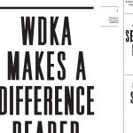 WdKA makes a Difference Reader 2017WdKA makes a Difference Reader 2017WdKA makes a Difference Reader 2017