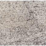 Justine Python, keine weiteren Angaben/no further information: «8 Décembre 1932», Tinte auf Papier / pencil on paper, 21 x 27 cm, Collection de l'Art Brut (ohne Inv. Nr./no inv. No.), Lausanne, Foto: Marie Humair