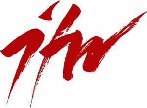 ITW Logo Pinselstrich rot