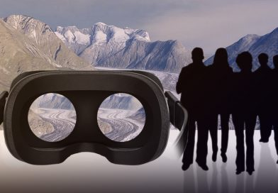 2°C-VR – The 2°C target in the Alps – An Experience in Virtual Reality