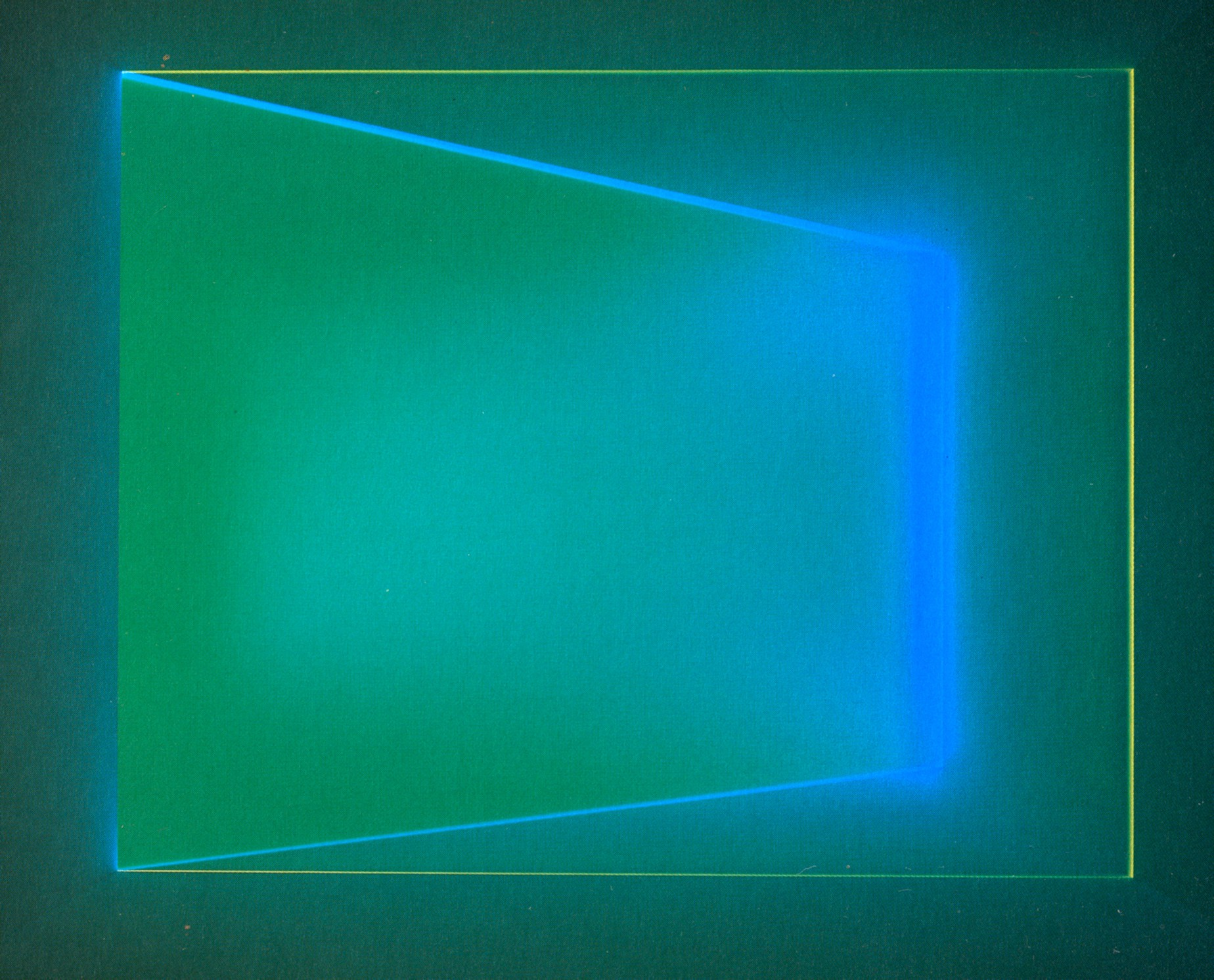 James Turrell, Wedgework III, 1969