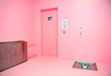 Cool Down Pink – Gefängniszelle
