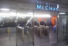 Systems Thinking @ McClean in Zürich Hautbahnhof
