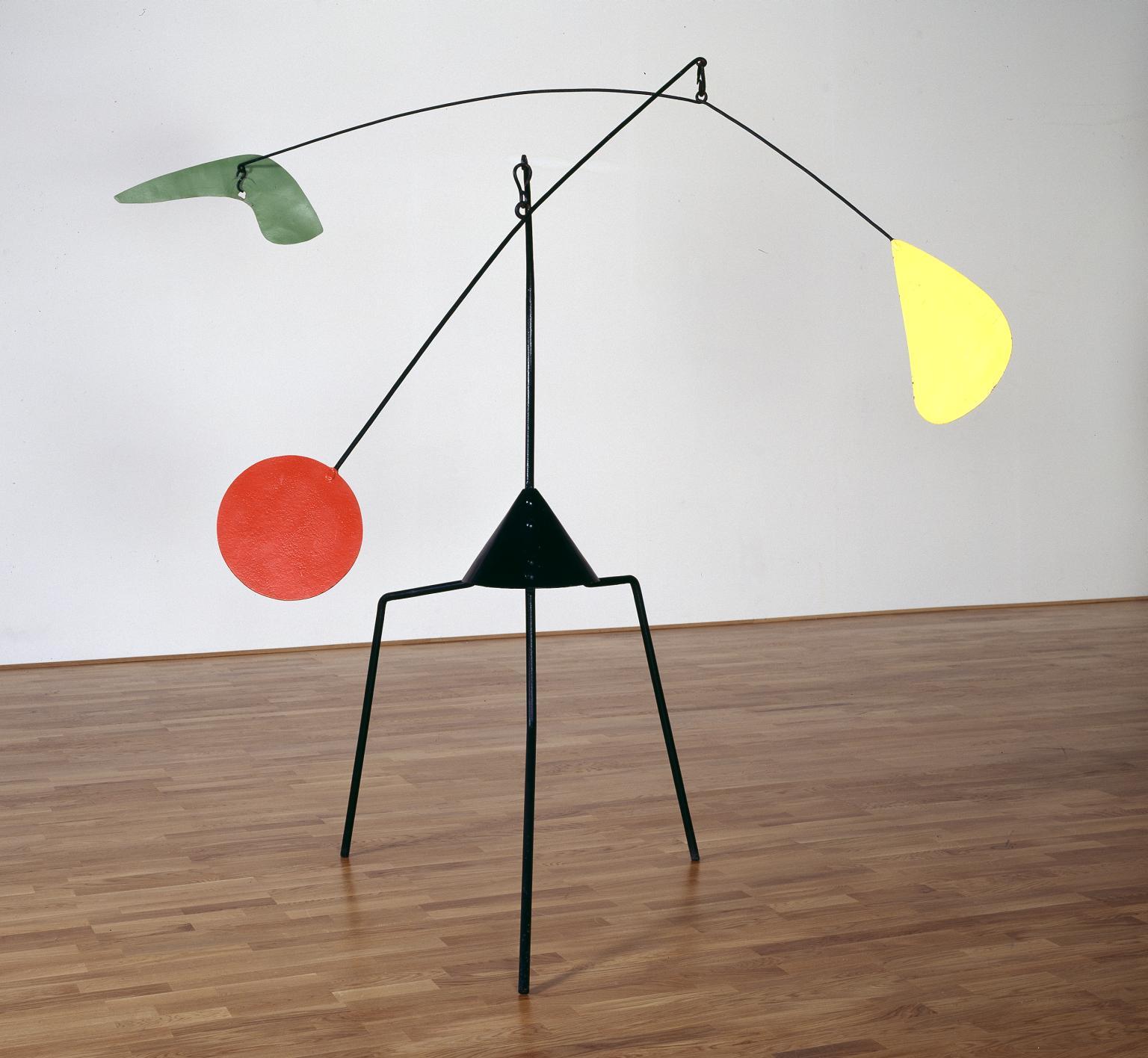 Geräumig Kinetische Kunst Galerie Von Untitled 1937 By Alexander Calder 1898-1976