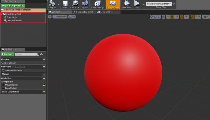 Deformation Approach #2: Runtime Mesh – Part 1 – The Rage Game Blog