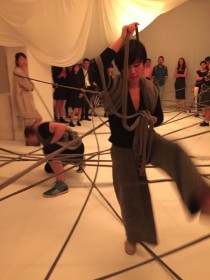 Final. The Net[t] – Reactive Performance